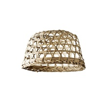 Round basket l studio tine k home  suspension pendant light  tine k home basdome lamp  design signed 57215 thumb