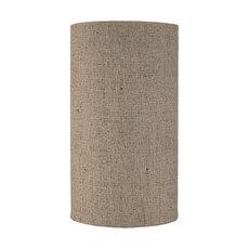 Abat jour med jute gris marron o30cm h55cm house doctor 59271 thumb
