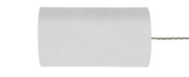 Abat jour rosyta blanc o11 5cm h22cm ebb and flow normal