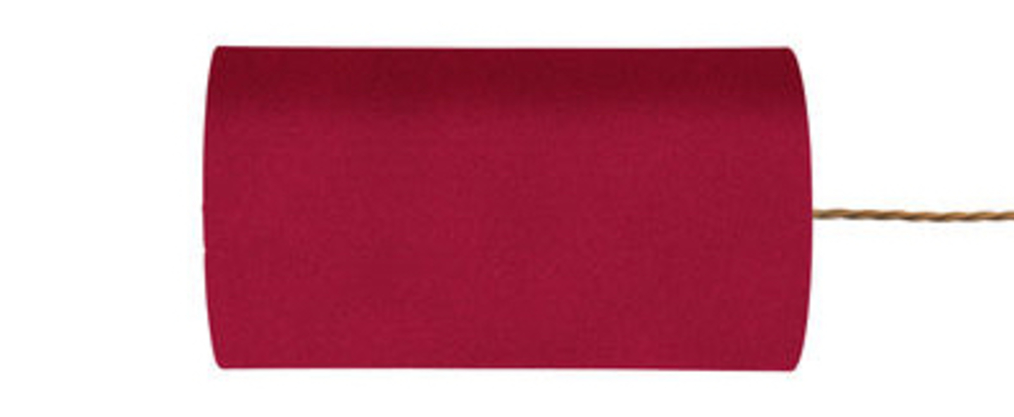 Abat jour rosyta ruby o11 5cm h22cm ebb and flow normal