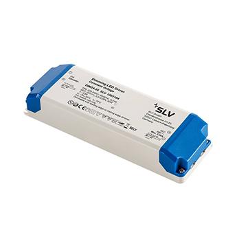 Accessoires alimentation led variable triac blanc l18 4cm h3 2cm slv normal