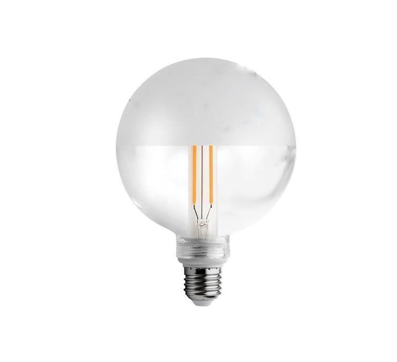 Ampoule led verre clair depoli  studio zangra accessoires accessories  zangra lightbulb lf 001 07 125  design signed nedgis 79630 product