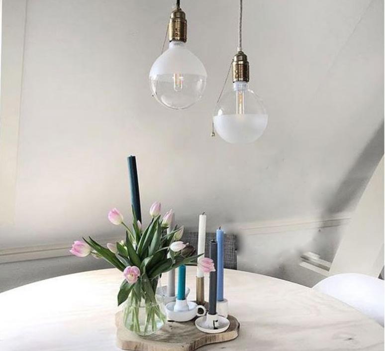 Ampoule led verre clair depoli  studio zangra accessoires accessories  zangra lightbulb lf 001 07 125  design signed nedgis 79631 product