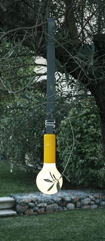 Accessoires aplo sangle de suspension miel l5 1cm h102cm fermob normal
