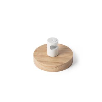Accessoires crochet blanc et bois pour la collection mine space normal