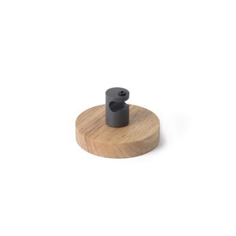 Accessoires crochet noir et bois pour la collection mine space faro normal