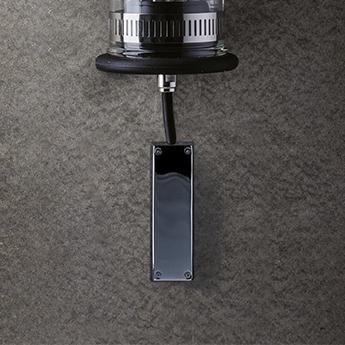 Accessoires in the tube boitier de connexion argent l12cm h2 3cm dcw editions paris normal