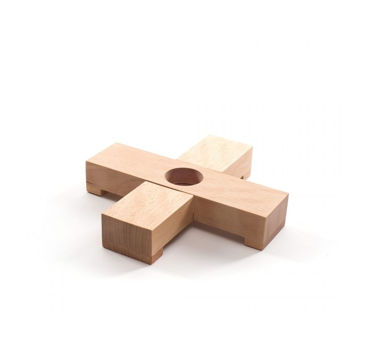 Linea wooden stand studio selab accessoires accessories  seletti b07753  design signed nedgis 91550 product