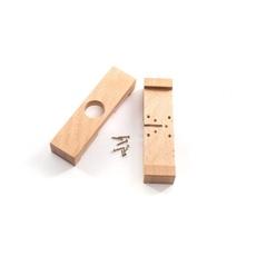 Linea wooden stand studio selab accessoires accessories  seletti b07753  design signed nedgis 91552 thumb