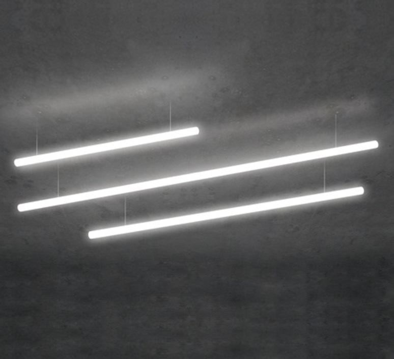Yanzi neri et hu suspension pendant light  artemide 1103010a  design signed 102626 product