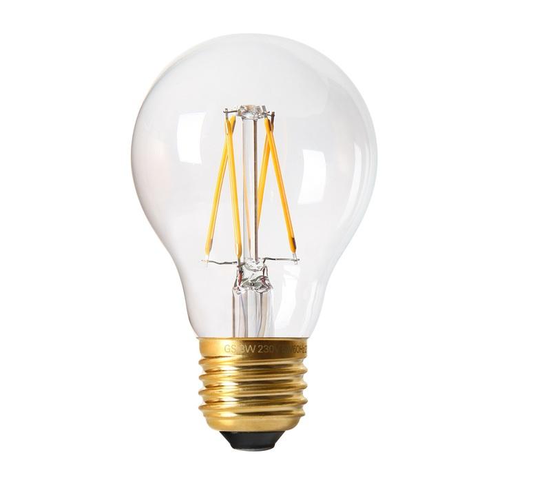 Ampoule a60 filament led 8w e27 3000k 980lm dimmable 33451 product
