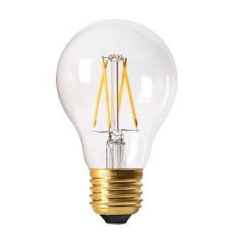Ampoule a60 filament led 8w e27 3000k 980lm dimmable normal