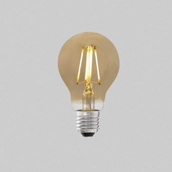 Ampoule classique a60 ambre l6cm h12cm faro normal