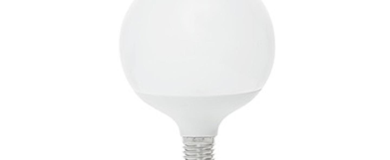 Ampoule classique ampoule led blanc led o12cm h15 5cm faro normal