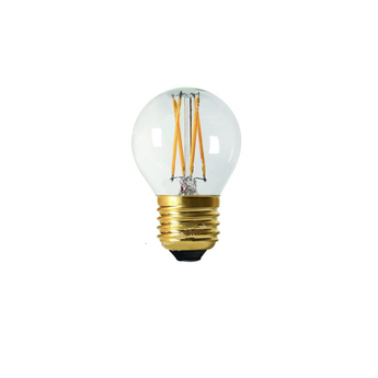 Ampoule classique spherique g45 filament transparent o4 5cm h7 5cm girard sudron normal
