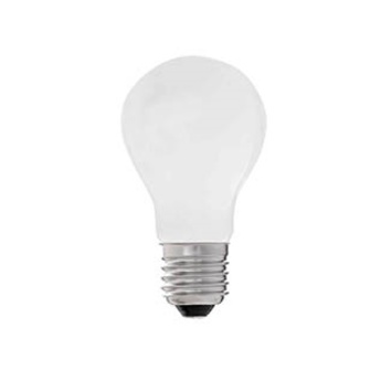 Ampoule e27 led opalin dimmable o6cm h12cm 8w 850lm 2700k faro normal