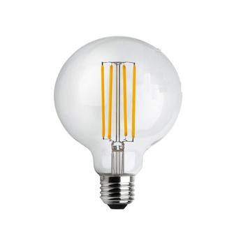Ampoule filament led 5w transparent dimmable h13 5cm o9 5cm zangra normal