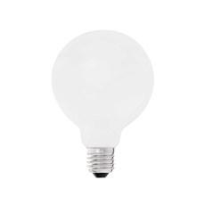 Ampoule globe e27 mat led 6w 2700k o9 5cm 26859 thumb