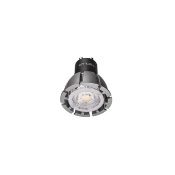Ampoule gu10 led dimmable 1850 a 2850k 350lm wever ducre normal