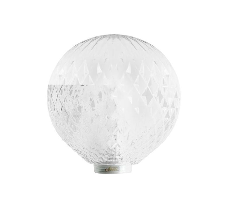 Ampoule l cristal filament o12 5cm led e27 zangra 26830 product