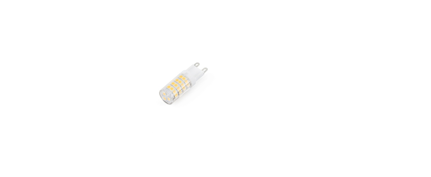 Ampoule led ampoule g9 led 3 5w 2700k 350lm transparent o0cm faro normal