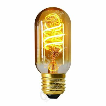 Ampoule led ampoule tube twisted o4cm h11cm girard sudron normal
