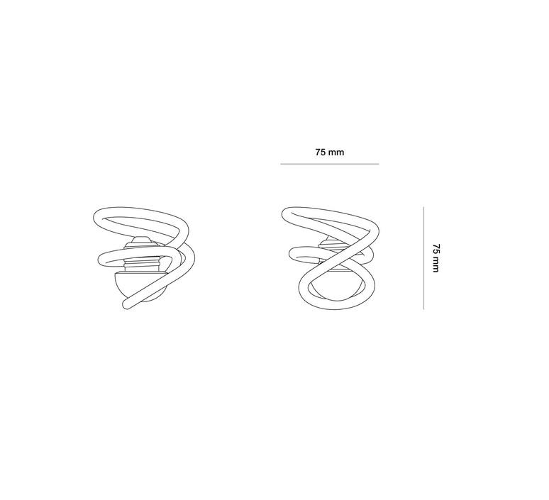 Smile 3 samuel wilkinson ampoule led eco bulb  beem 1287615  design signed nedgis 83188 product