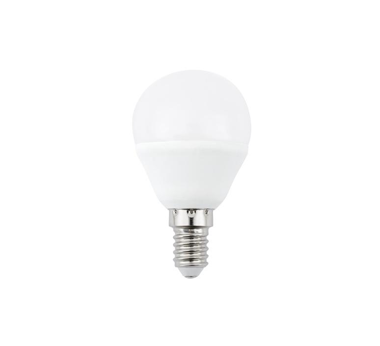 ampoule led e14 2700k 400lm 5w blanc h8cm 4 5cm faro luminaires nedgis. Black Bedroom Furniture Sets. Home Design Ideas