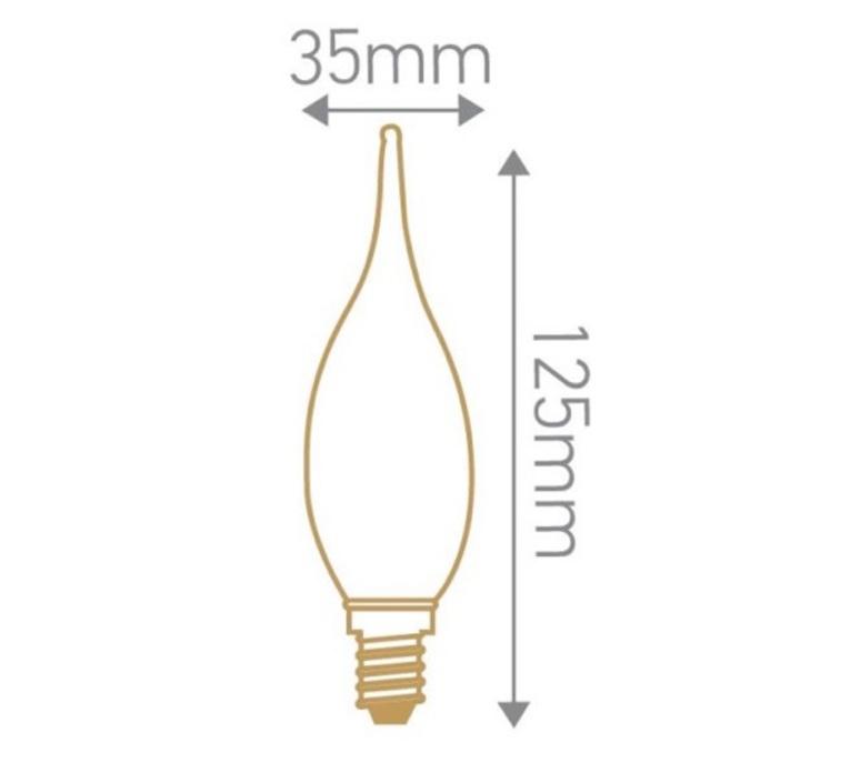 Globes g125 thomas edison ampoule led eco bulb  girard sudron 719010  design signed 81260 product