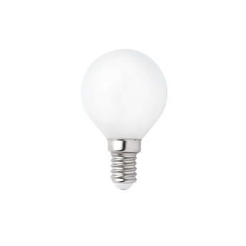 Ampoule led e14 g45 matt glass faro normal