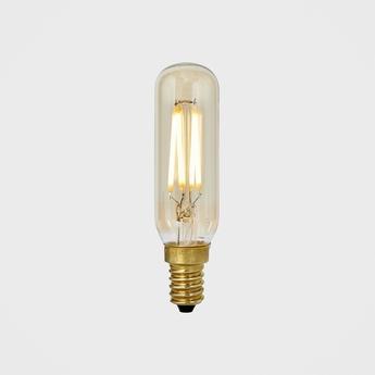 Ampoule led e14 totem i 3w teinte transparent o2 5cm h9 5cm tala normal