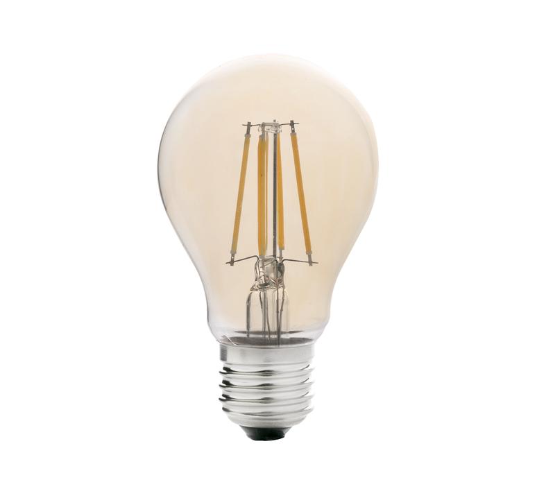 Filament amber thomas edison ampoule led led bulb  faro 17426  design signed 36732 product