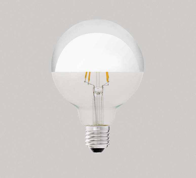Filament amber thomas edison ampoule led led bulb  faro 17271  design signed 36751 product