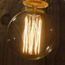 Filament amber thomas edison ampoule led led bulb  faro 17429  design signed 36726 thumb