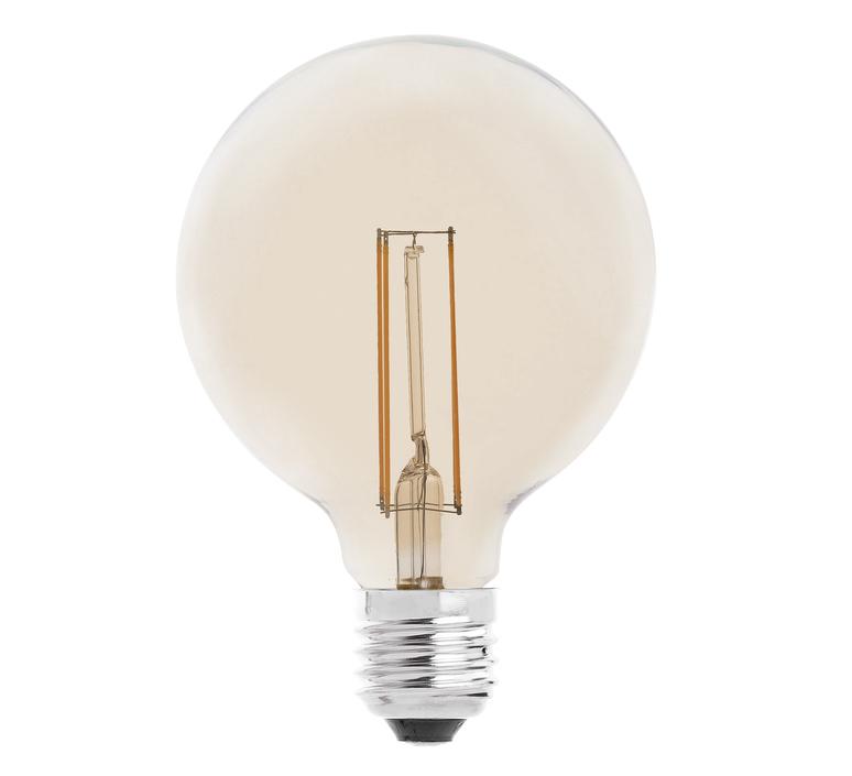 Filament amber thomas edison ampoule led led bulb  faro 17429  design signed 36727 product