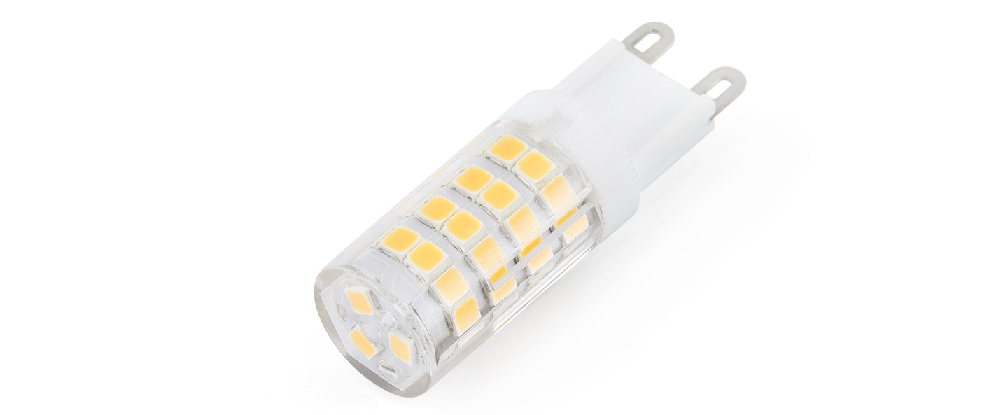 Ampoule led g9 4000k 3 5w h50mm o15mm faro normal
