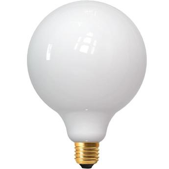 Ampoule led globes g125 blanc 2700 k 1250 lm 360 e27 led o12 5cm h17cm girard sudron normal