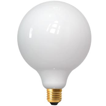 Ampoule led globes g125 blanc 2700 k 806 lm 360 e27 led o12 5cm h17cm girard sudron normal