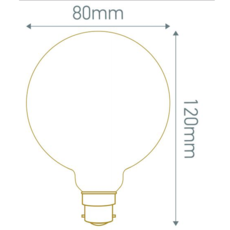 Globes g80 thomas edison ampoule led eco bulb  girard sudron 719008  design signed 60395 thumb