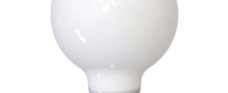 Ampoule led globes g80 blanc 2700 k 806 lm 360 e27 led o8cm h12cm girard sudron normal
