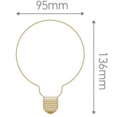 Globes g95 thomas edison ampoule led eco bulb  girard sudron 719004  design signed 60398 thumb