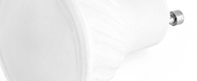 Ampoule led gu10 7w blanc o5cm 650lm 4000k 120 faro normal