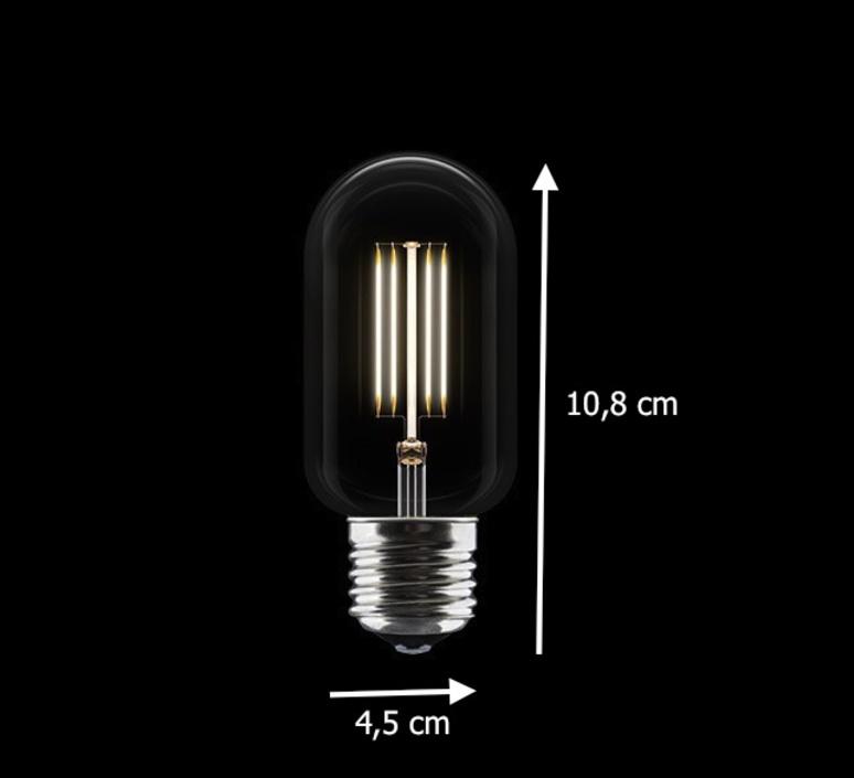 Idea 2w 45mm thomas edison ampoule led eco bulb  vita copenhagen 4039  design signed 35073 product