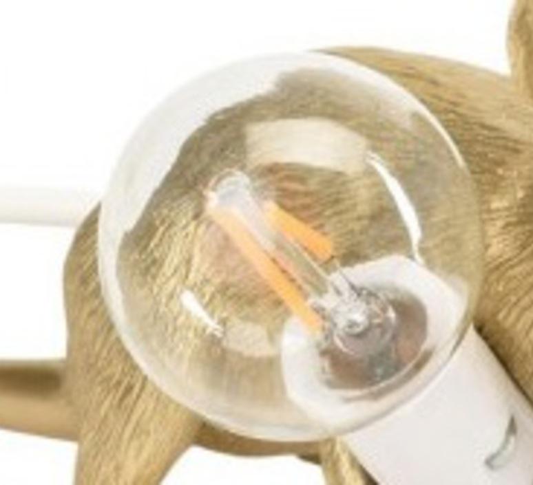 Led filament thomas edison ampoule led eco bulb  seletti 14942l  design signed nedgis 63792 product