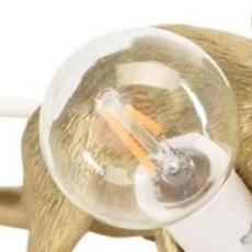 Led filament thomas edison ampoule led eco bulb  seletti 14942l  design signed nedgis 63792 thumb