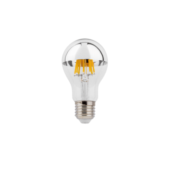 Ampoule led light bulb mirro chrome ocm hcm wever ducre normal