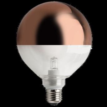 Ampoule led miroir capuchon cuivre led o12 5cm h17 5cm zangra normal