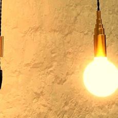 Moon thomas edison ampoule led eco bulb  girard sudron 18461 18472 161165  design signed nedgis 65927 thumb