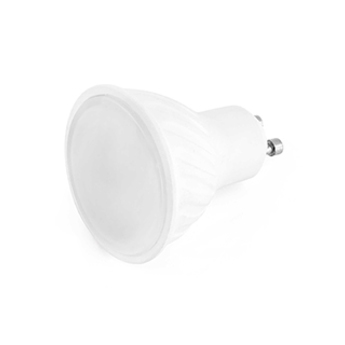 Ampoule led par16 led gu10 7w blanc o5cm 600lm 2700k faro normal
