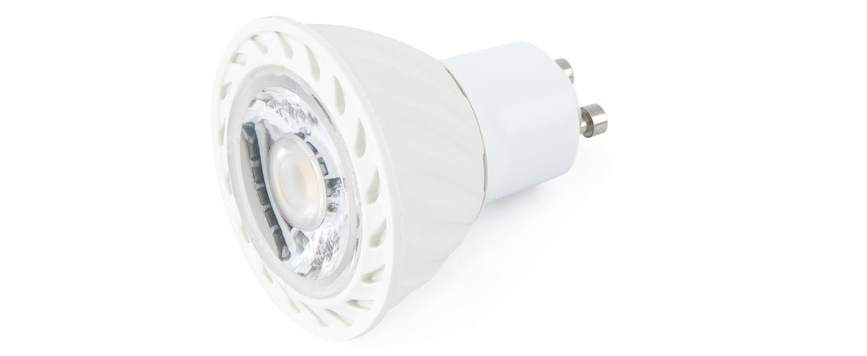 Ampoule led par16 led gu10 8w transparent o5cm 2700k faro normal